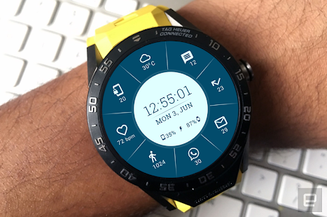 Tailor-Made Watch Face screenshot