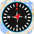 Accurate Compass Navigator: GPS Direction Finder