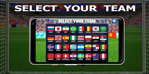 Penalty Shooter Football WorldCup Penalty Shootout  screenshots 1