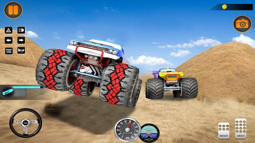 Monster Truck Off Road Racing 2020: Offroad Games 3.1 screenshots 12