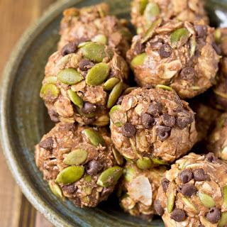 No-Bake Nutella Protein Bites.