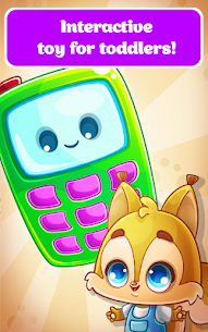 Babyphone – baby music games with Animals, Numbers 3