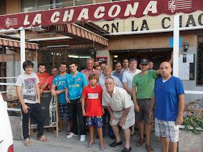 Photo: Torneo de partidas rápidas en la Chacona. Foto de familia