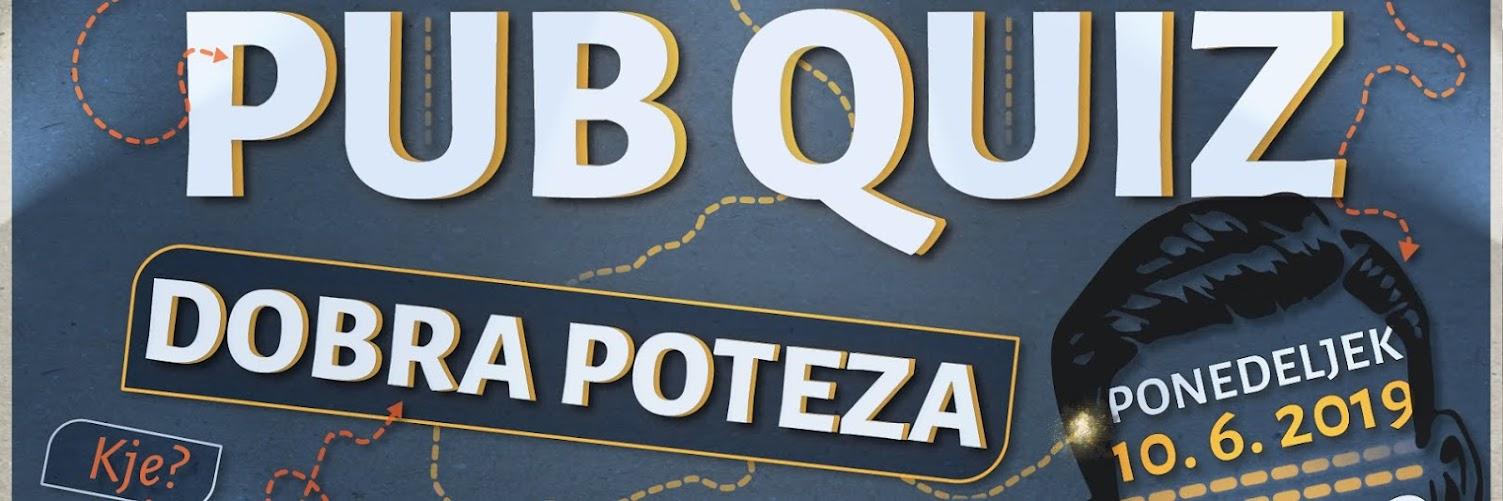 Pub Quiz - 10.6.2019