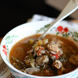 Chicken And Sausage Soup Crock Pot Recipes