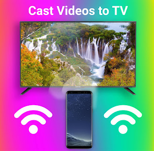 Cast Web Videos: Browser to Chromecast/FireTV/Roku Mod