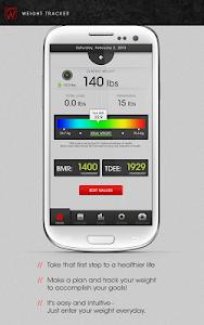 Weight Tracker Pro - BMI TDEE v1.1.8