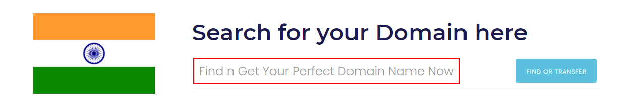 How to register a website name on Truehost in India