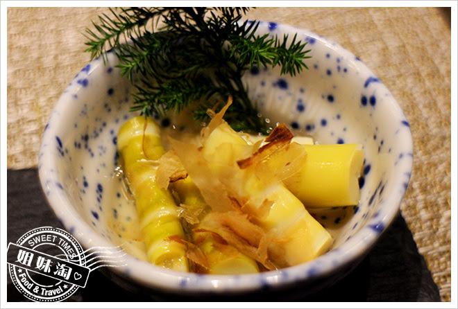 次郎本格日本料理五三竹土左醬煮