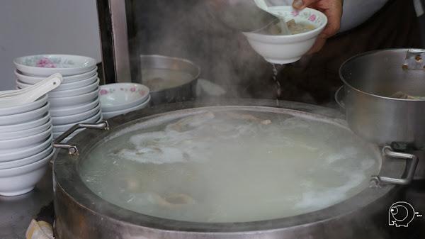 四神湯、肉包