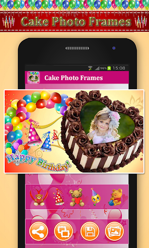 Happy Birthday Cake: Name and Photo On Cake 1.4 screenshots 2