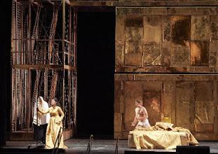 Photo: ARMIDE. Premiere an der Wiener Staatsoper am 16.10.2016. Inszenierung: Ivan Alexandre. Gaelle Arquez, Copyright; Michael Pöhn/ Wiener Staatsoper