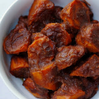 Candied Yams (or Sweet Potatoes).