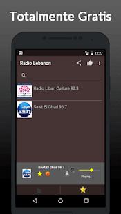 Radio Online Lebanon - Free Radios AM FM - náhled
