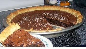 Cin`s 'simply Fudge' Pie Recipe
