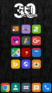 Flazing - Icon Pack- screenshot thumbnail