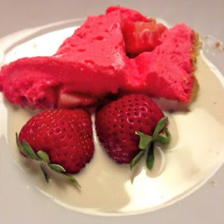 Almost Instant Strawberry Tart