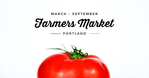 Farmer's Market - Facebook Event Cover Template