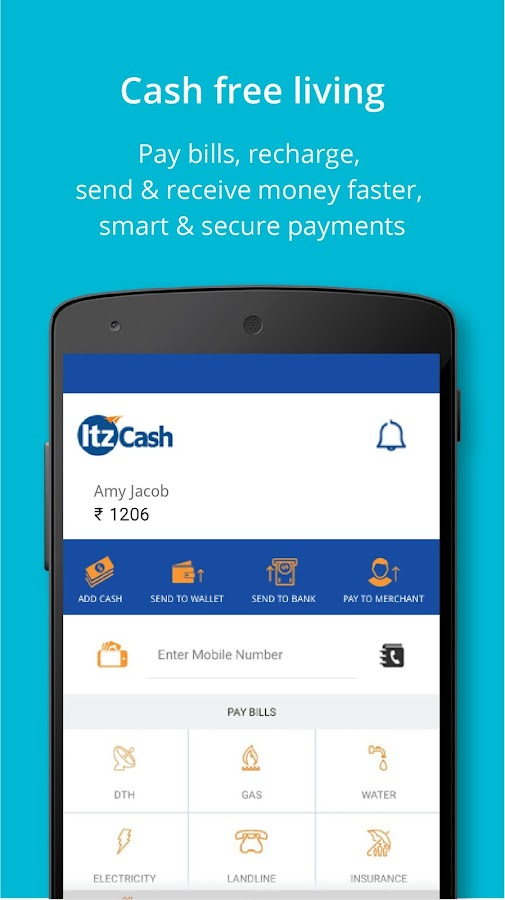 Recharge,Bill Payment & Wallet- screenshot