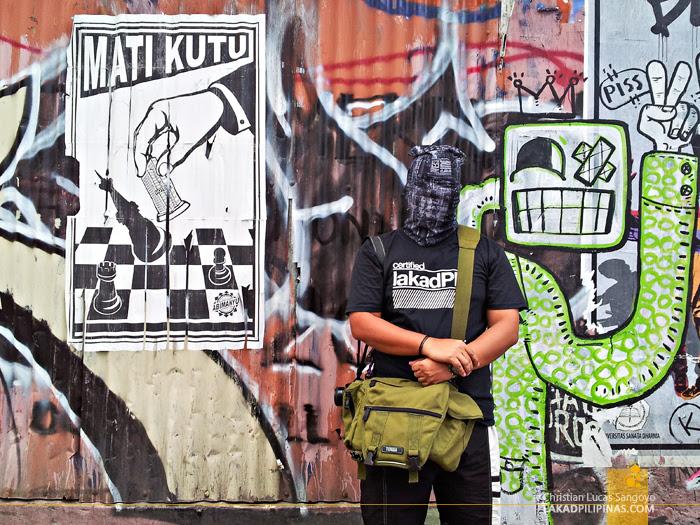 Street Art Yogyakarta