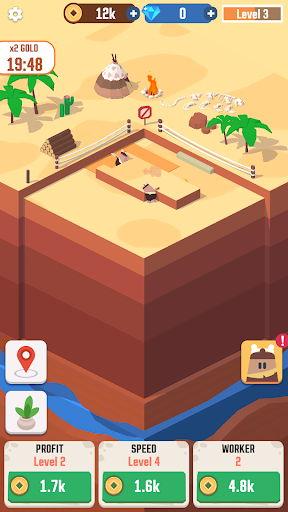 Idle Digging Tycoon 1.1.8 screenshots 1
