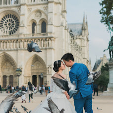 Wedding photographer Zsanett Séllei (selleizsanett). Photo of 05.10.2017