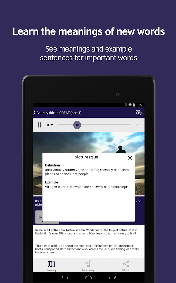 LearnEnglish GREAT Videos- screenshot