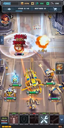 Idle War u2013 Tank Tycoon 0.4.3 screenshots 6