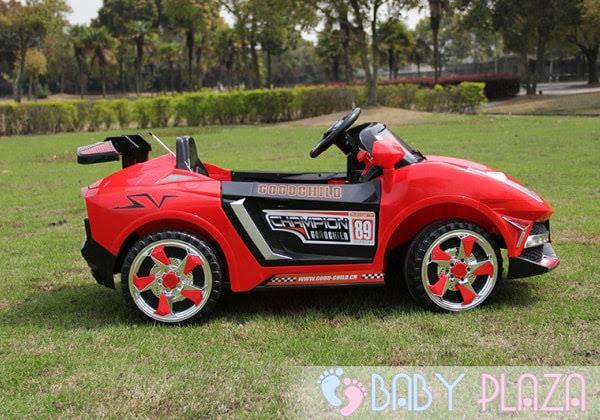 Xe hơi điện cho bé 2117 8