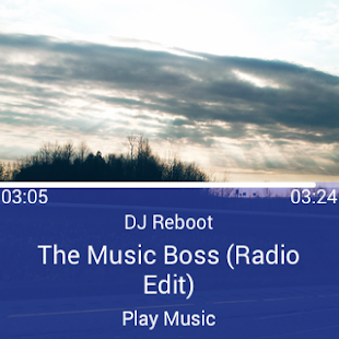 Music Boss for Android Wear- screenshot thumbnail