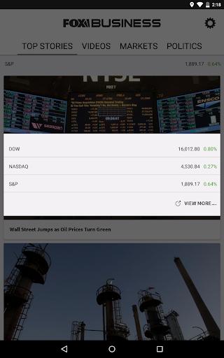FOX Business screenshot 9