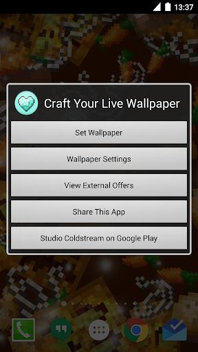 Live Minecraft Wallpaper screenshot 7