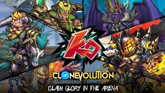 Clone Evolution: Cyber War-Borderlands Fantasy 1.4.9