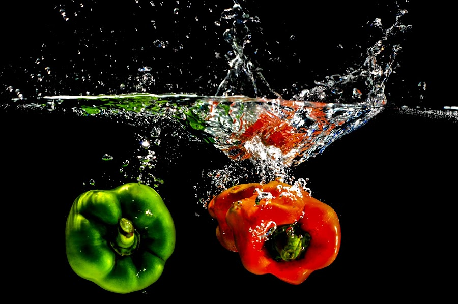CHILI DROPPED by Hernan Sto Tomas - Food & Drink Fruits & Vegetables