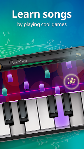 (APK) تحميل لالروبوت / PC Piano Free - Keyboard with Magic Tiles Music Games تطبيقات screenshot