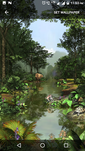 Download 3d Nature Forest Live Wallpaper Apk Latest Version App By