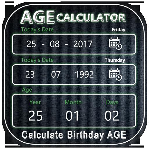Easy Age Calculator 2017