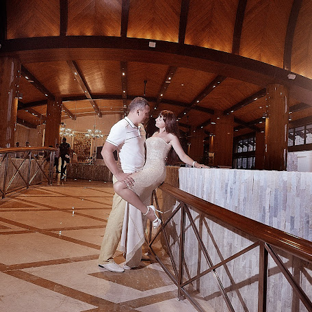 Fotógrafo de bodas Aleksey Danidof (Danidof). Foto del 12.12.2017