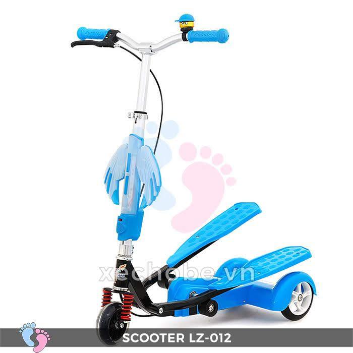 Xe trượt trẻ em Scooter LZ-012 có đèn