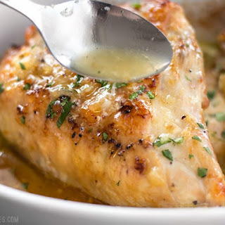 Lemon Garlic Roasted Chicken Recipe