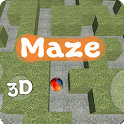 Beautiful Maze 3D (Labyrinth)