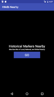 Historical Markers Nearby- screenshot thumbnail