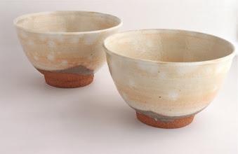Photo: 粉引茶碗