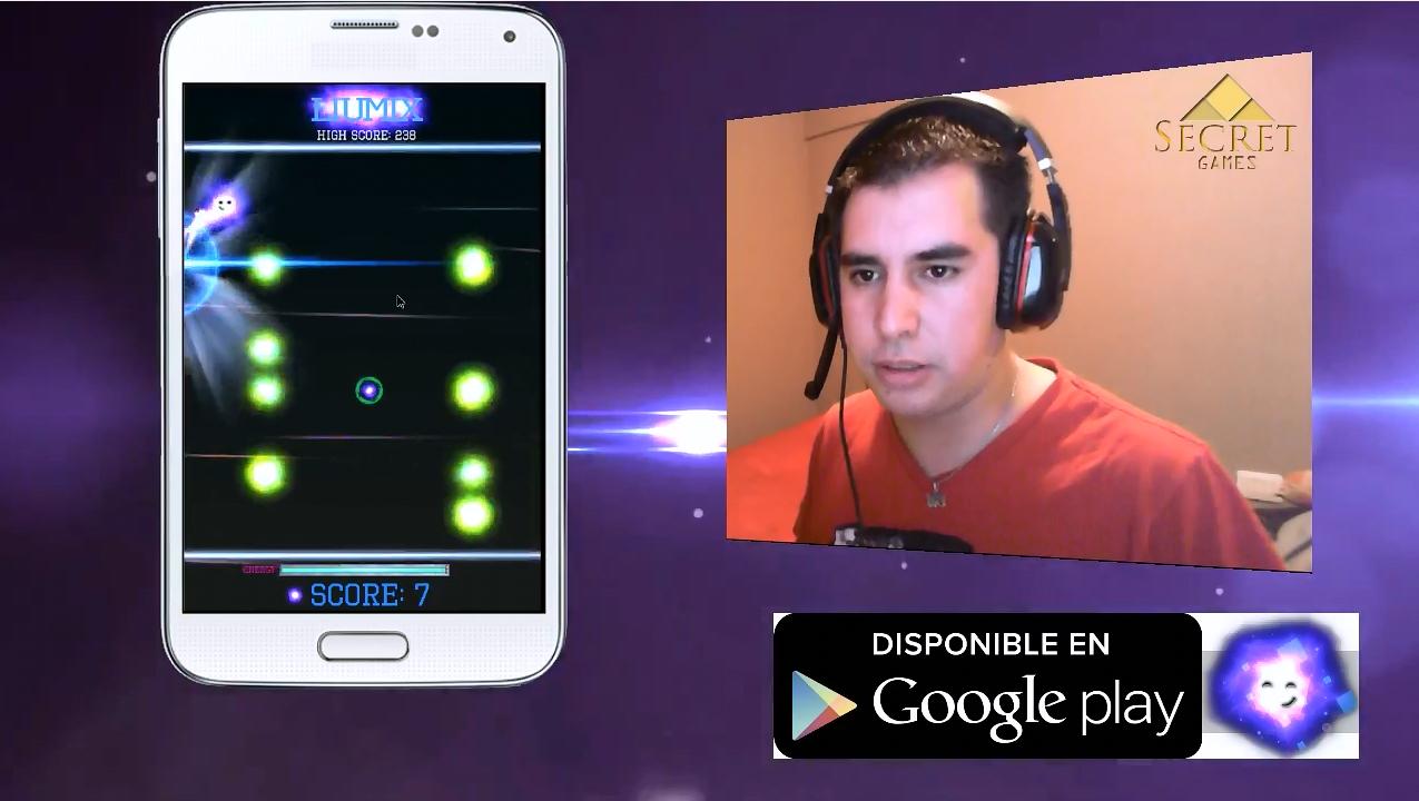 LIUMIX - screenshot