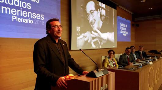 Cumbre de los estudios almerienses: Medalla de Honor para Balsells y Mazuecos