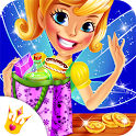 Fairy Supermarket Manager - Magic Food Adventure icon