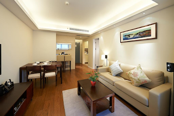 West Zhijiang Rd Serviced Apartments
