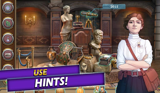 Time Crimes Case: Free Hidden Object Mystery Game 3.77 screenshots 6