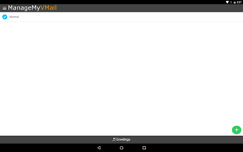 ManageMyVMail- screenshot thumbnail