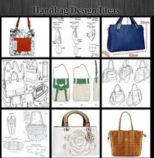 Nápady na design kabelky - náhled